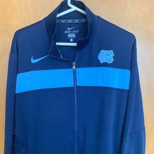 NIKE UNC Men's Full-Zip Jacket